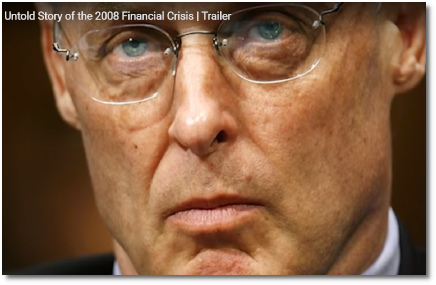Hank Paulson sees scenes from the Great Depression in 2008