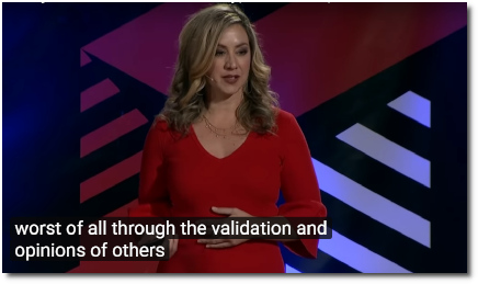 Suzanne Adams tells a TEDx audience how she's using quantum physics to turn her dreams into realities. She says the worst thing is to seek your heart's deepest desires through the validation or opinions of others (29 March 2019)