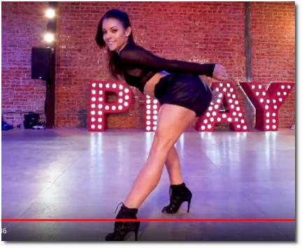 Sexy dancer with Brinn Nicole Choreography Ride It Remix DJ Regard Jay Sean (17 Oct 2019)