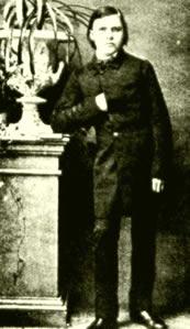 Young Friedrich Nietzsche
