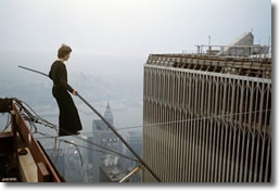 Philip Petit - Man on Wire | World Trade Center Towers