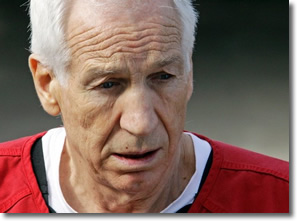 Jerry Sandusky get 30-to-60 years