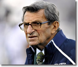 Joe Paterno (1926-2012) Former head coach Penn State football