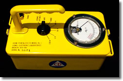 Radiation detection meter / instrument