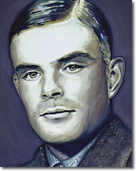 Alan Turing | Father of Computer Science (1912-1954)