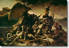 Raft of the Medusa | Theodore Gericault (1791-1824)
