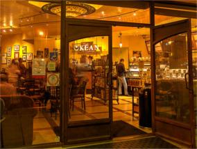 Kean Coffee Shop in Newport Beach