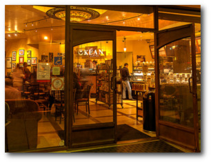 Kean Coffee Shop in Newport Beach