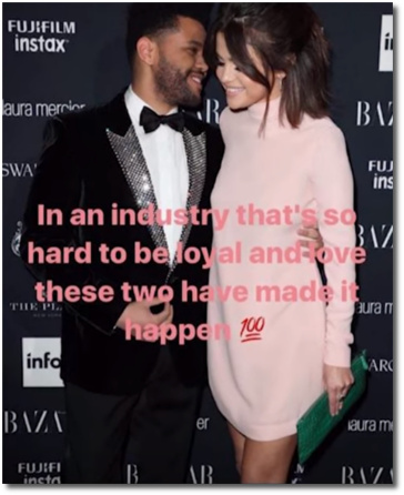 Abel and Selena in love