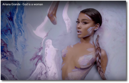 Ariana | God is a Woman (13 July 2018)